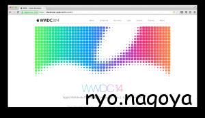 終了!{随時更新}Appleの発表会 WWDC 2014