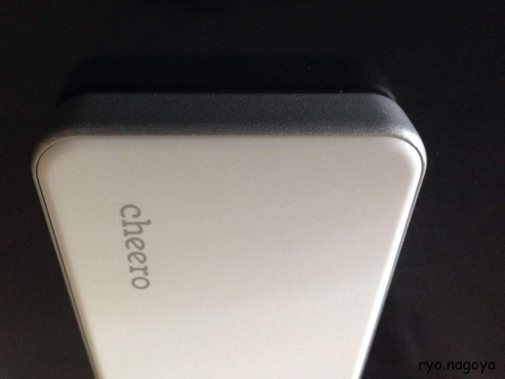 {開封編!}Amazon販売開始よりも早く入手!「cheero Energy Plus 12000 mAh」