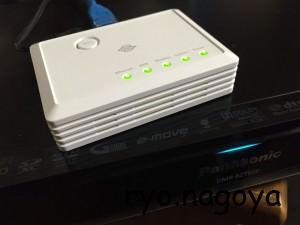 [Wi-Fiを有線LANに変換]PLANEXのコンバーターを使ってWi-Fi接続!Panasonic BZT-600にて成功!!
