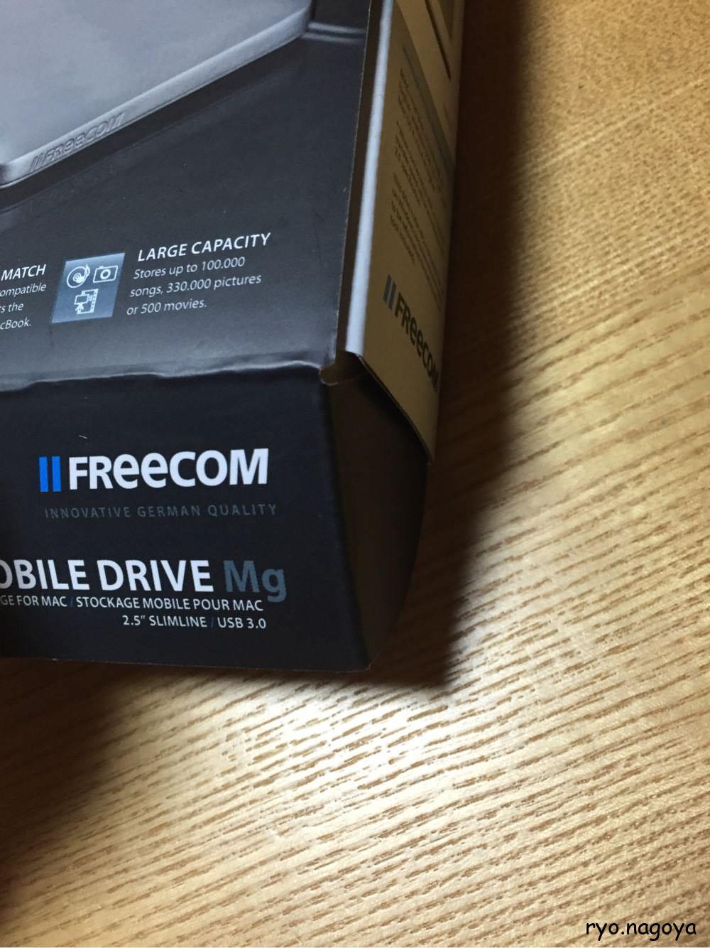 HDDの箱