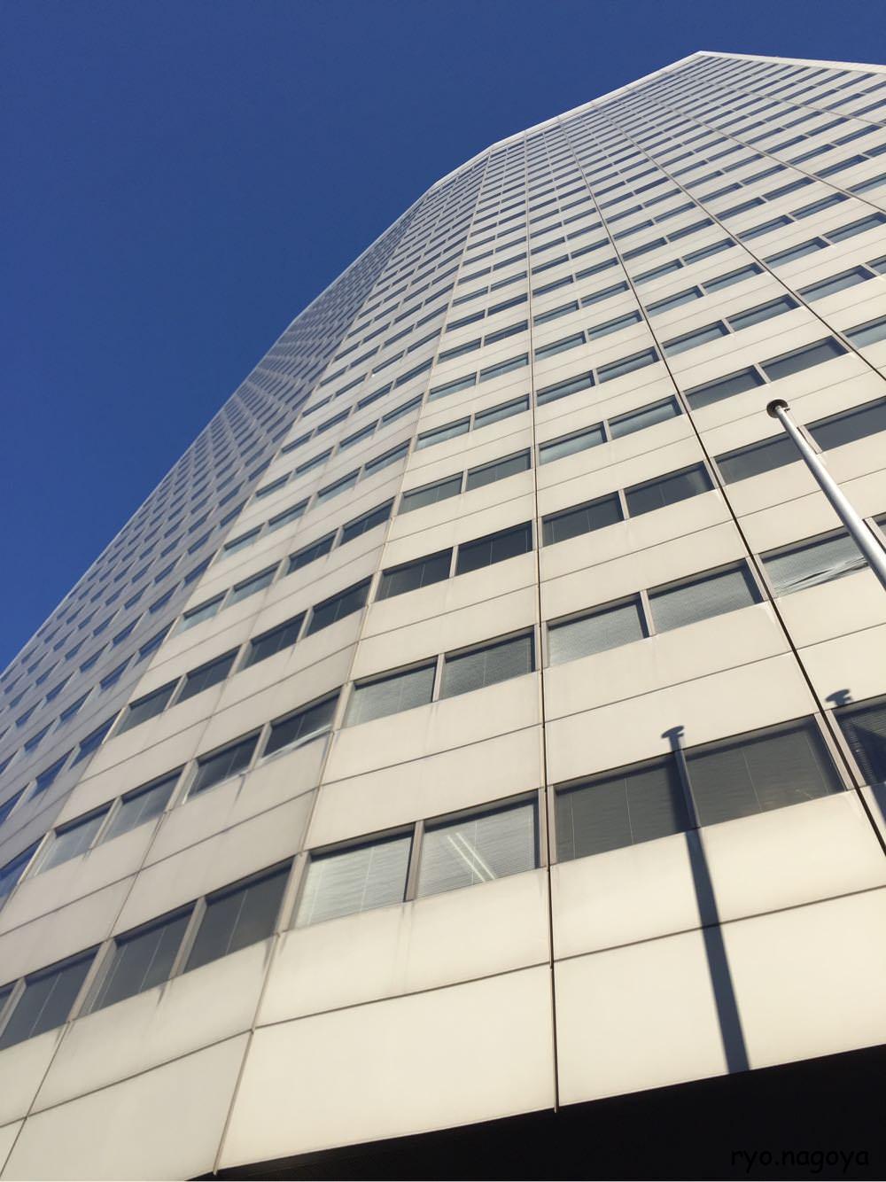 国際センタービルとても高かった( ゚д゚)