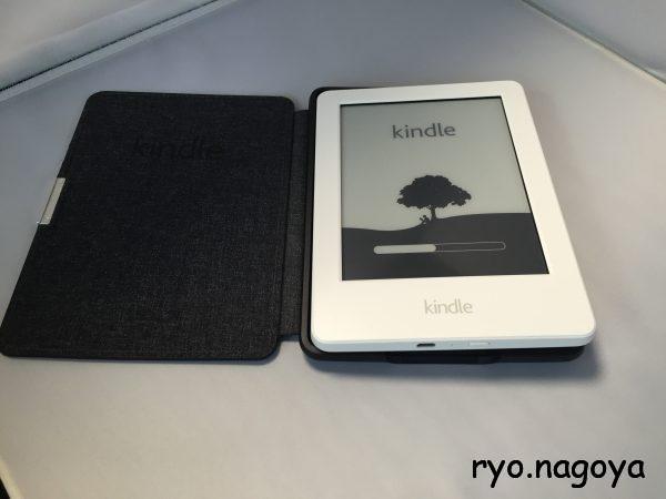 Kindle 7 に昔のカバーは当然入らない