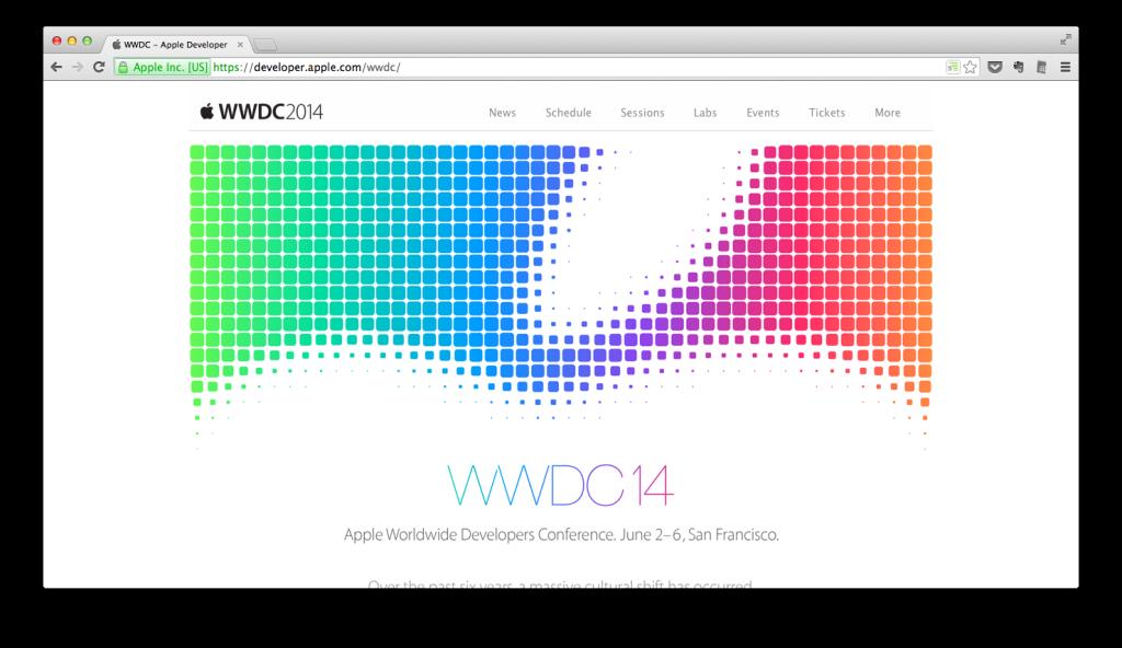 apple wwdc2014