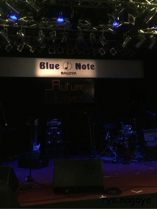 ブルーノート名古屋でのオータムライブ