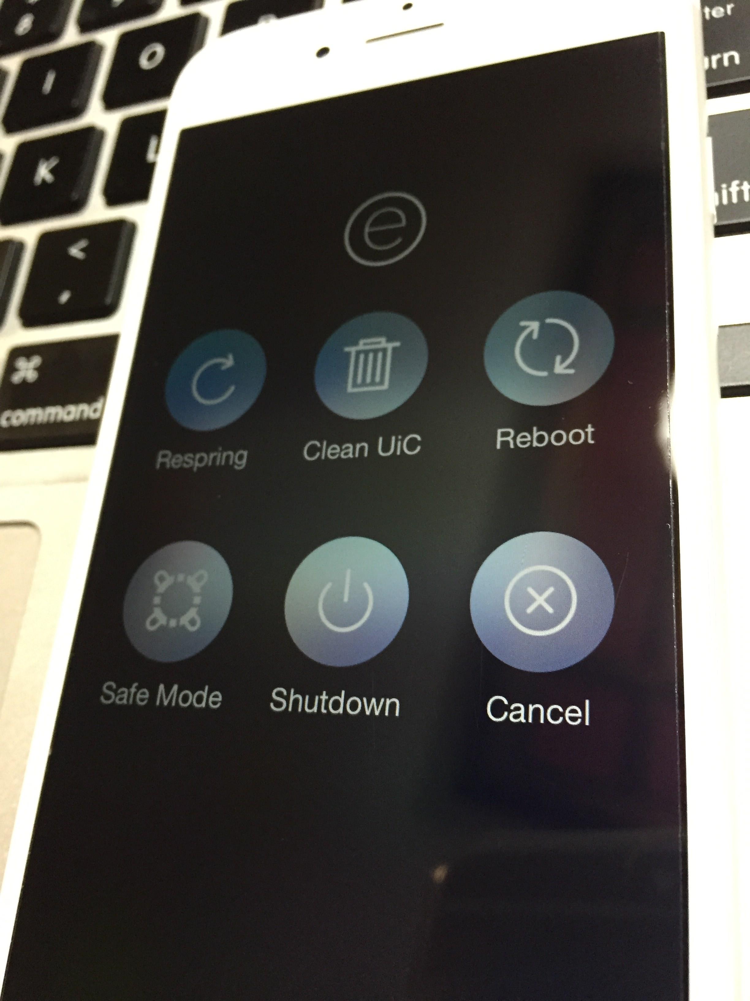 [iPhone6iOS8.1.2]使って快適になる脱獄(Jailbreak)アプリ、使わなくなってしまったアプリ