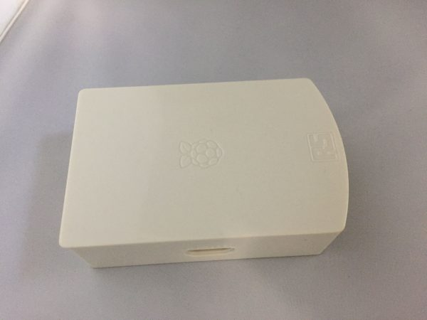 Raspberry Pi Type B Case, White 表